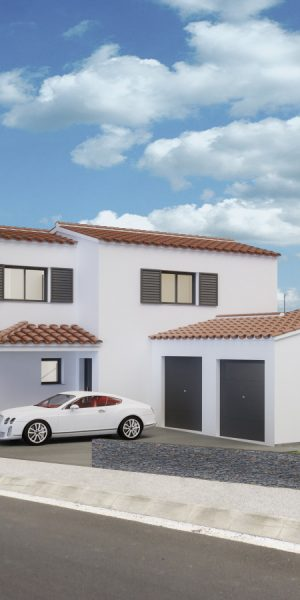 Project of two houses in Cadaqués